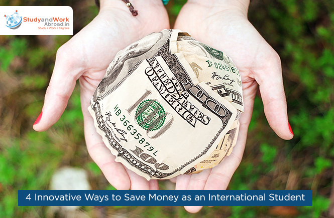 how to save money while studying abroad