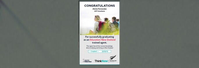 education in new zealand trainer certificate