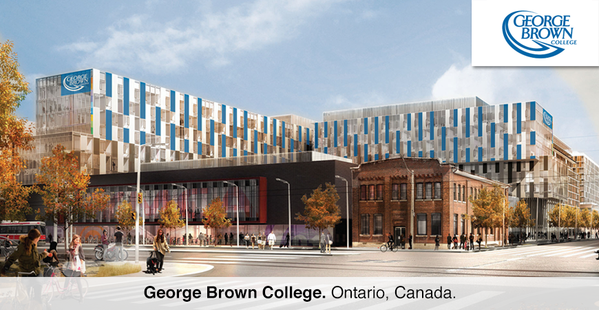 Study In George Brown College Study And Work Abroad In