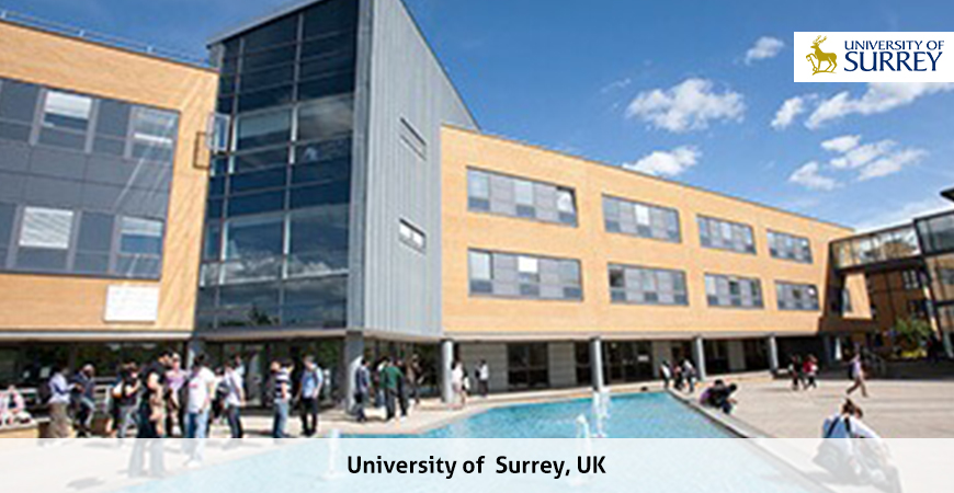 Study in University of Surrey   Study and Work Abroad in
